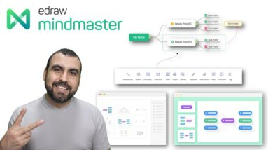 Best Mind Mapping software for all devices MindMaster - EdrawMind 9