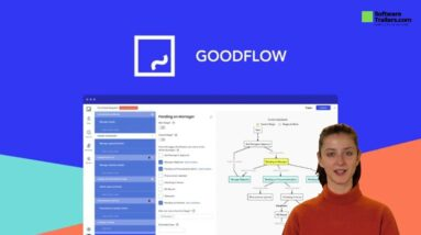 🔥 GoodFlow [Lifetime Deal] Automate business processes and manage leads, clients, and employees.