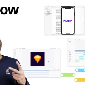How to animate SVG Figma and Sketch files with Flow for Mac