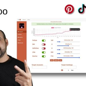 How to grow Instagram on Autopilot with Instoo