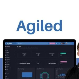 🔥 Agiled | An all-in-one business management platform for managing clients, leads, finance and more!